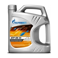 GAZPROMNEFT ATF DX lll, 4л 253651855