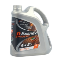 G-ENERGY Synthetic Active 5W30 SL/CF, 4л 253142405